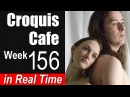 Croquis Cafe: Figure Drawing Resource No. 156