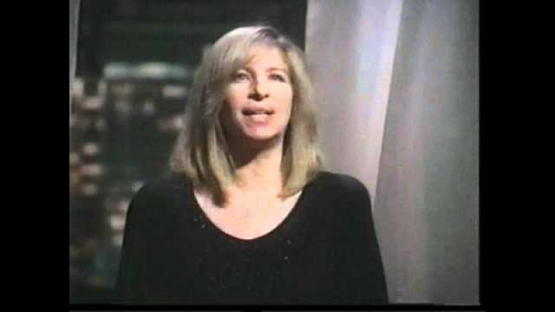 Barbra Streisand - We're Not Making Love Anymore (Official Video - Columbia Records)