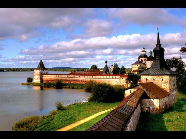 Кирилло-Белозерский монастырь, достояние ЮНЕСКО, ее заслуга - Г.Иванова, премия Хранители Наследия