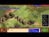 Age of Empires 2 pro games: TheViper vs Jordan_23 Series