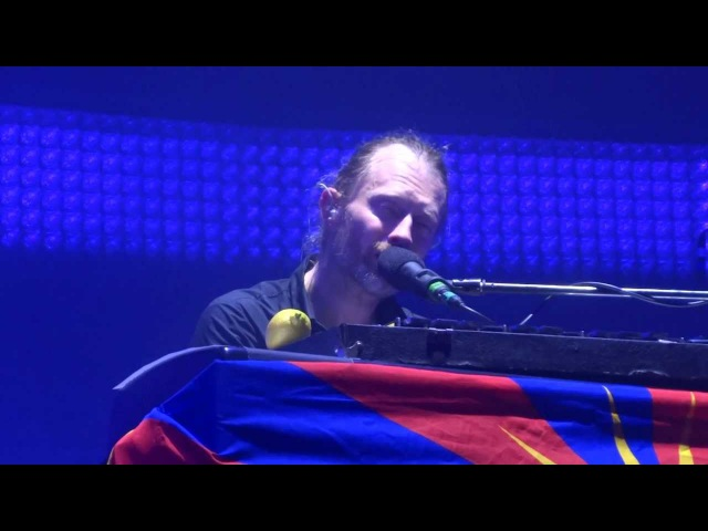 Everything in its right place - Radiohead live @ the Zenith, Strasbourg 2012