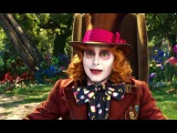 Промо Алиса в Зазеркалье - 3 месяца (2016) Johnny Depp Disney Movie HD