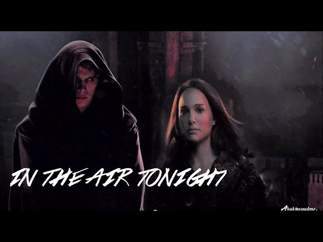 » dark!padmeanakin; star wars au | in the air tonight.