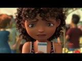 Клип на песню Rihanna - Dance in the dark (OST Дом 2015)