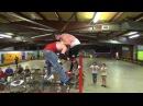 Josh Crane vs. Dale Patricks [Bunkhouse Brawl Match]