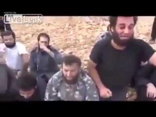 Сирия.Рыдающие пленные боевики ИГИЛ ! Свежие Новости Сегодня