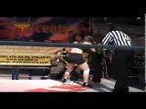 Huge Compilation of Belly Attacks In Female Wrestling