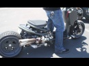 First Ever Turbo Honda Ruckus Cold Startup and Revs: Stard Functions