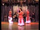 Sevillanas para Bailar La Puerta de Toledo Parte 8
