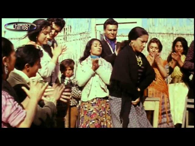 Fragmento de la película Los Tarantos Año 1963