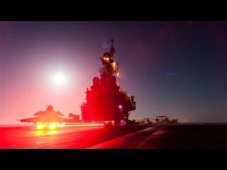 Сирия.Авианосец «Шарль де Голль» атакует террористов ИГ ! Новости сегодня