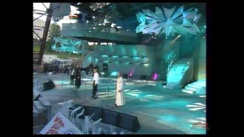 Песняры - Жураўлі на Палессе ляцяць (1996)