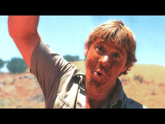 Steve Irwin Tribute Wildest Things in the World by Melodysheep