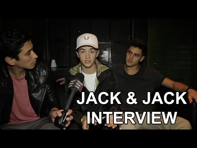 Jack Jack talk Details on Debut Album Recording Kalin and Myles w/ @RobertHerrera3