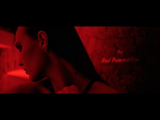 """Agent Provocateur """"The Red Provocation"""""""