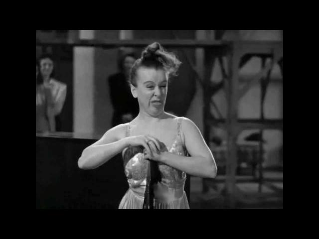 Carmen DAntonio - Operatic Hilarious Performance in Broadway Melody of 1940
