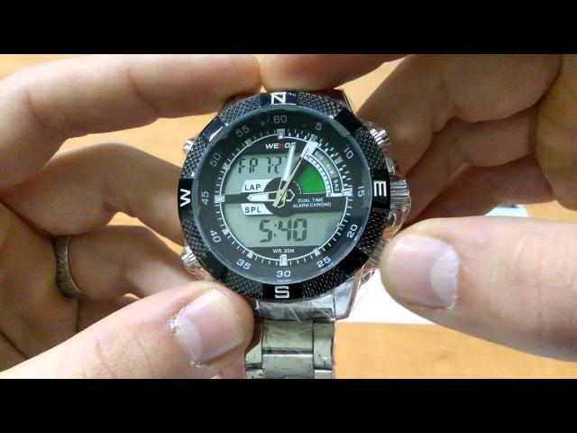 Спортивные наручные часы Weide Aqua. Бест-Тайм