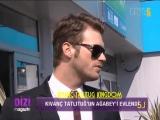 Kıvanç in(CemTatlıtuğ Wedding)Dizi Magazin 29.4.2013_CINe5