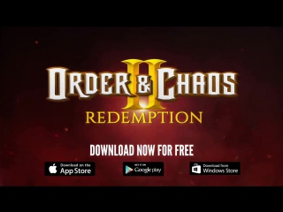 Order  Chaos 2 - official trailer