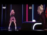 Larisa Ciortan - Smells like teen spirit( Nirvana cover) - Голос Румынии 5 сезон
