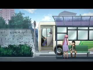 Дневник будущего - Mirai Nikki серия 10