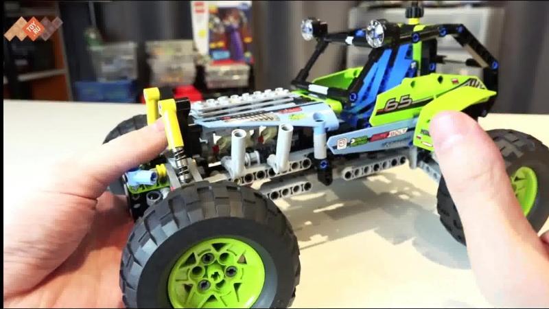 Обзор Lego Technic (Лего Техник) Внедорожник