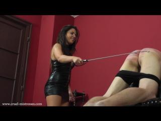 fm-spanking / порка парня девушками
