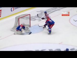 Чехия - Россия 2-4 - Евротур_15-16 матч 2