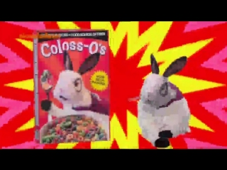 Coloss-O's — реклама хлопьев