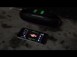 Колонка Somho Bluetooth S309, microSD, USB, AUX  http://vk.com/perm_market59 @ Market59  #market59 #mutolov #маркет59 #ipod #iph