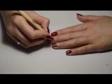 Дизайн ногтей: Зимний маникюр