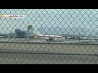 СМИ опубликовали видео секретного самолета правительства США 2015 09 05