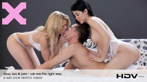 Rub Me The Right Way