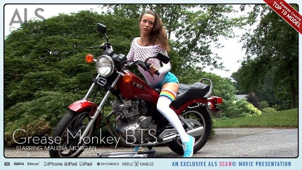WOW Grease Monkey BTS # 1