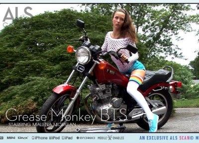 Grease Monkey BTS