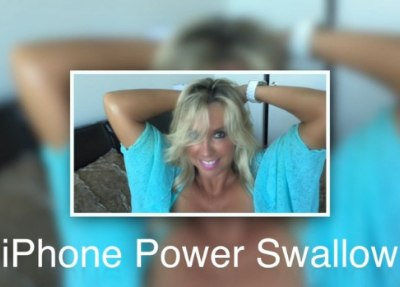 iPhone Swallow