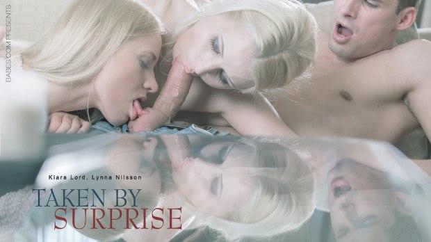 Babes – Taken by surprise – Kiara Lord, Lynna Nilson