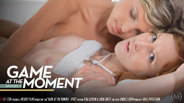 SexArt – Game At The Moment Part 3 – Gina Gerson & Linda Sweet