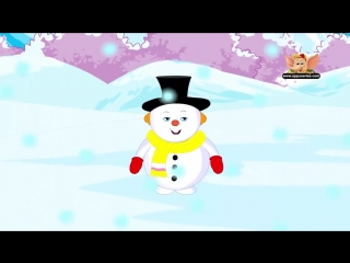 Сборник детских песен на английском языке