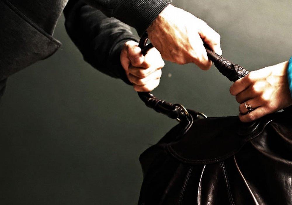 Полицейские задержали похитителя женских сумок