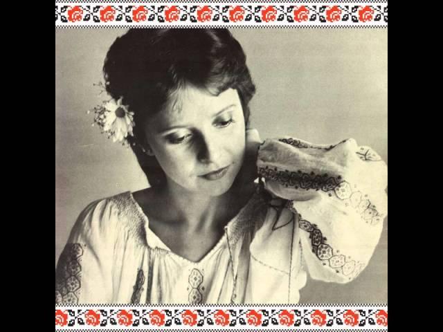 Квітка Цісик (Kvitka Cisyk) - Тихо, тихо Дунай воду несе