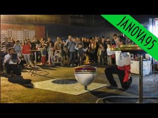 Skill Gasing Paku Terhebat ( Permainan Gasing Tradisional China )