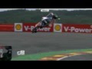 GP3 Belgium 2014 FP Tereshchenko Flies Horror Crash