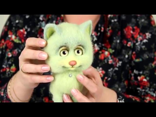 Глаза и аксессуары для валяных игрушек Eyes and accessories for needle felting wool toys