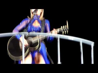 Should've Said No - Taylor Swift - Santa Clara California 2015