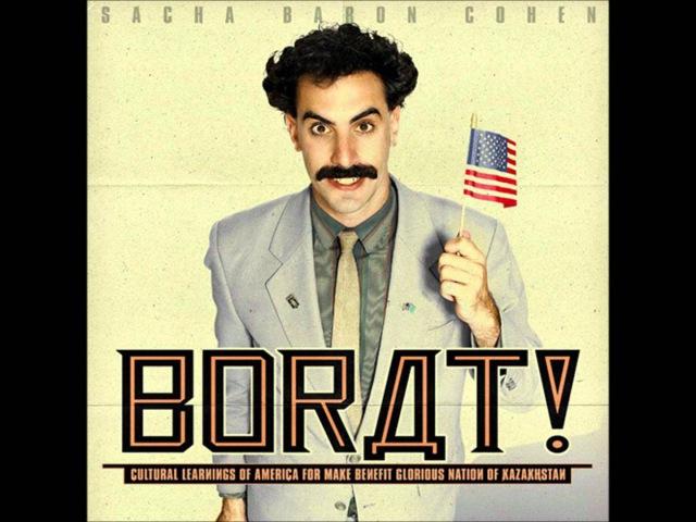 12. Borat - Mahalageasca (OST)