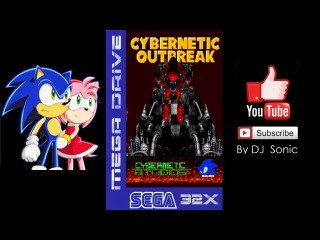 Sonic The Hedgehog 4: Cybernetic Outbreak [2015] (Sega 32x) Walkthrough