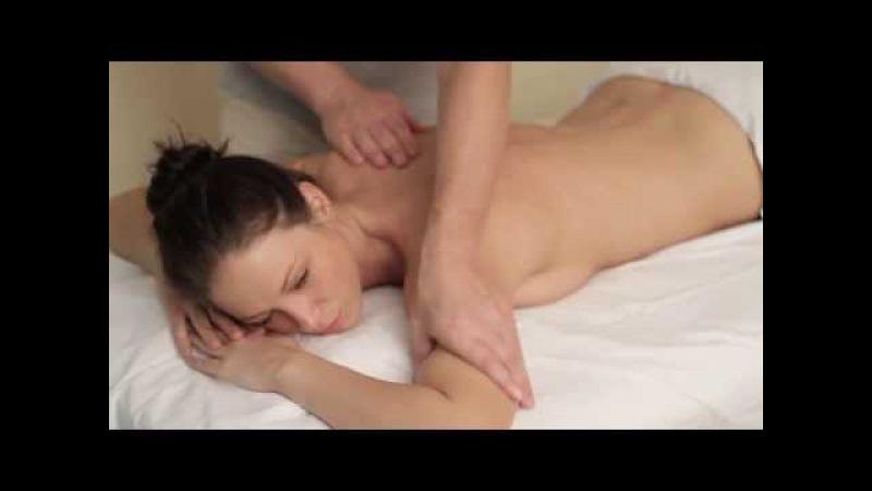 Back massage :: Массаж спины