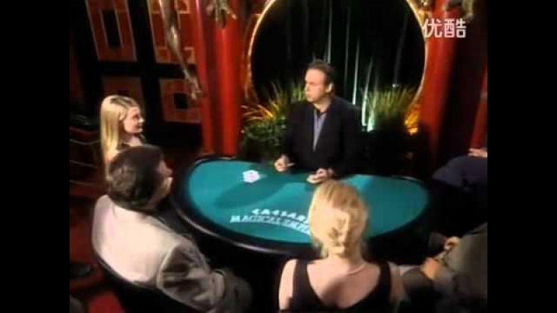 Steve Forte Tv Special - The best card cheater in the world - demon magic skills !