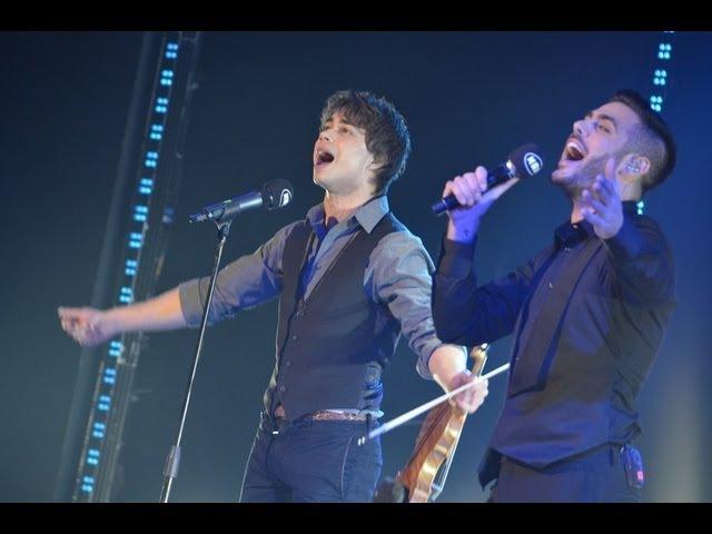 Kostas Martakis Alexander Rybak Fairytale Greek Eurovision Final 2013